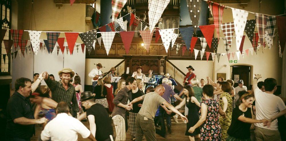 Barn Dance in Brighton