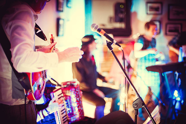 Brighton Ceilidh Collective are an experienced and vibrant ceilidh band based in East Sussex. Focused on providing high quality entertainment with friendly, professional service, we're all about bringing 'ceilidh attitude' to each and every performance.