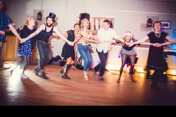 We produce our own ceilidh based events and public ceilidhs in and around Sussex (see 'What's On') and are available for hire for weddings, birthday parties, corporate events and celebrations throughout the year. For more information or to book us for your event, please click on 'Contact' in the menu bar.